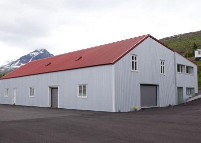 Trésmíðaverkstæði (Neðri búð)