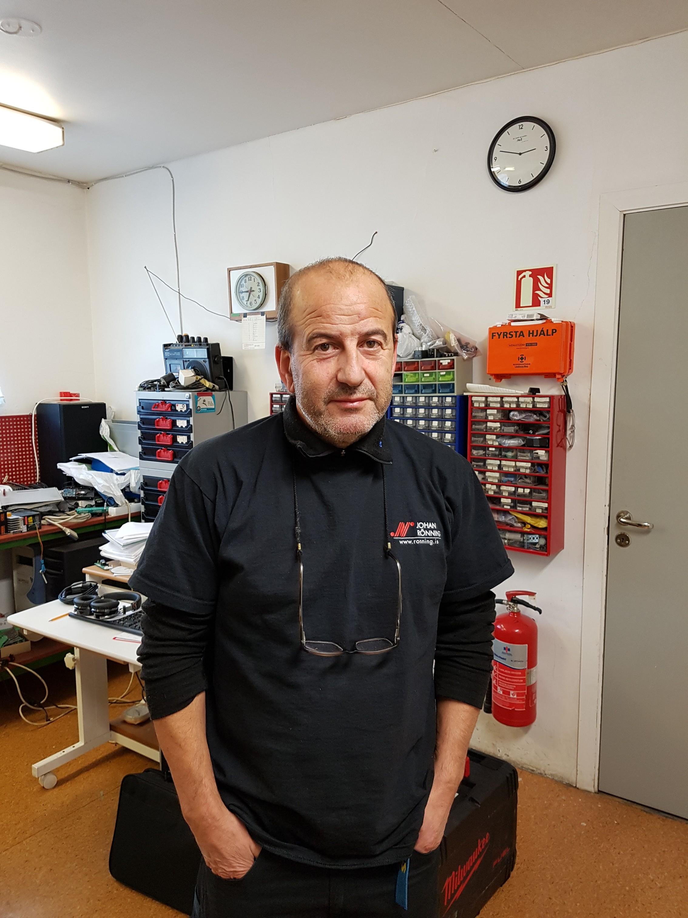 Anton Fernández